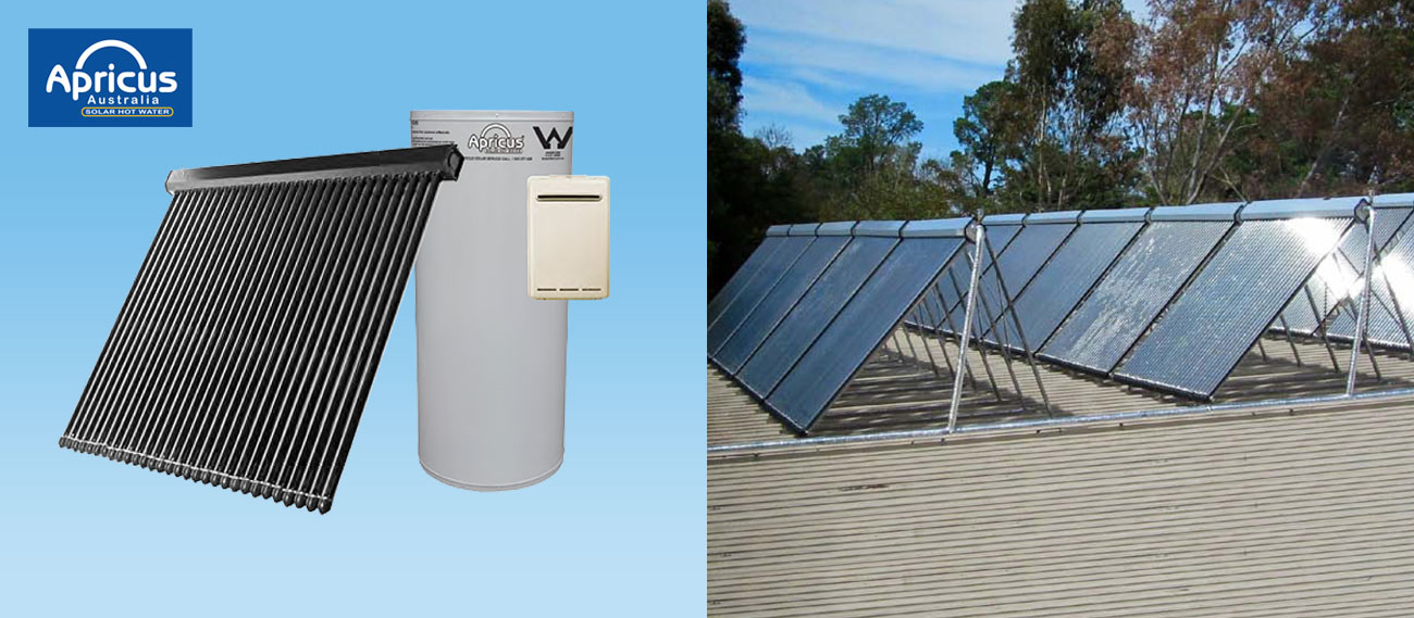 Solar Hot Water (Apricus) « Solar power | Solar panels ...